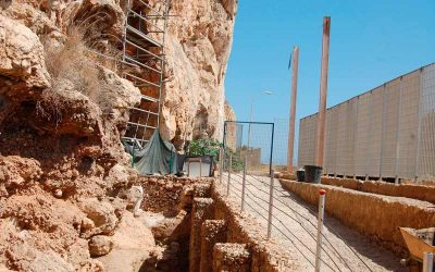 El Abrigo 3 del Complejo el Humo: Un espacio especial en La Araña (Málaga, España)
